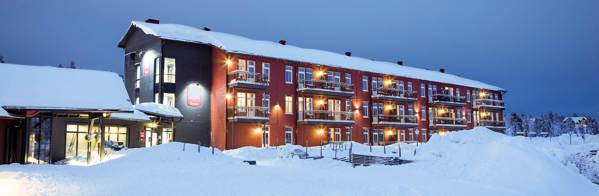 Bild på Mountain Lodge