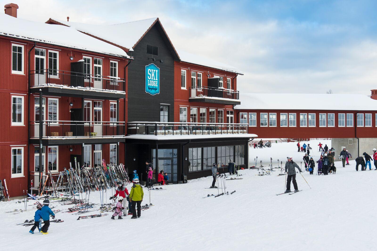 Bild på Ski Lodge