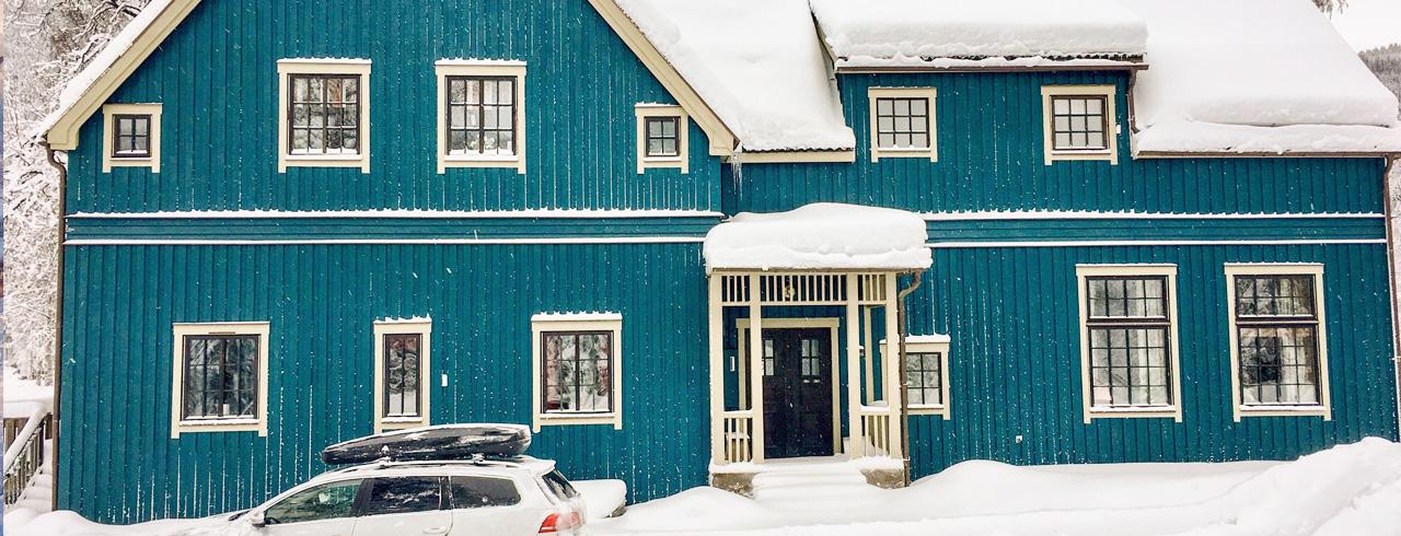 Bild på Skolhuset
